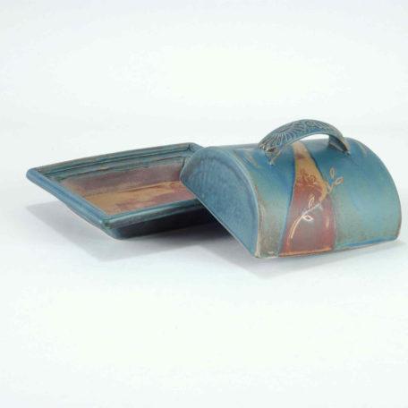 keramik-luchtmann-butterdose-blau-rund-hannover