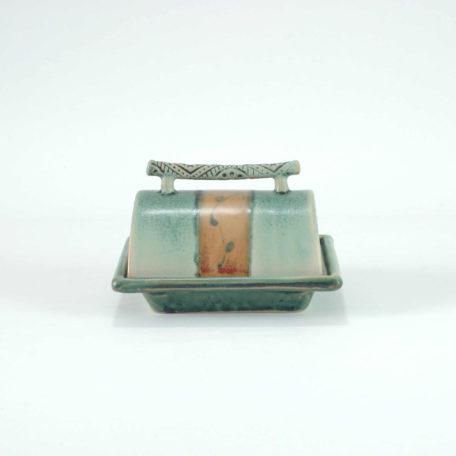 keramik-luchtmann-butterdose-gruen-merian-hannover
