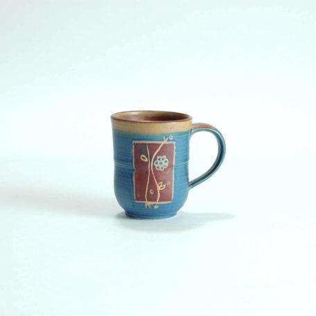 keramik-luchtmann-henkelbecher-kanton-blu-hannover