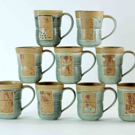 keramik-luchtmann-henkelbecher-tassen-kanton-hannover