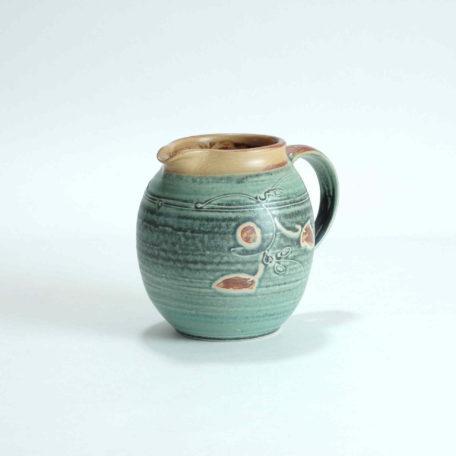keramik-luchtmann-krug-gruen-tuelle-hannover