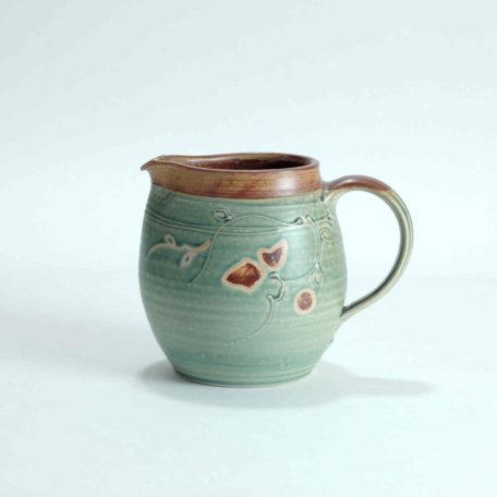keramik-luchtmann-krug-samix-gruen-hannover