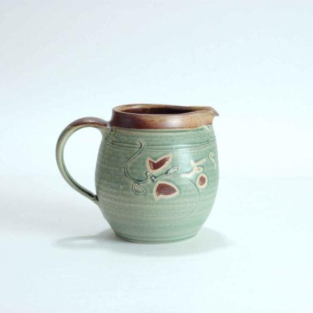 keramik-luchtmann-samix-krug-gruen-hannover